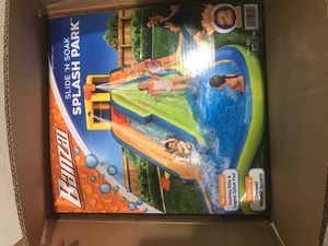Banzai water splash waterpark $699 Brand new never opened rare sold out everywhere for Sale in Fremont, CA