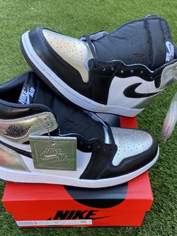 DS Silver Toe 1's for Sale in Las Vegas,  NV