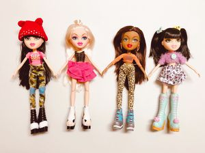 Bratz dolls Lot of 4 for Sale in Diamond Bar, CA