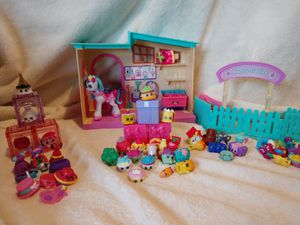 Shopkins with Happy Stables for Sale in Newark, IL