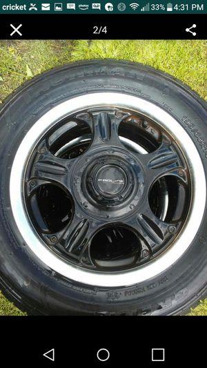 honda toyota nissan rims n tires for Sale in Merced, CA