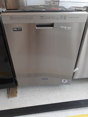 Maytag dishwasher new with 6 months warranty for Sale in Mount Rainier, MD