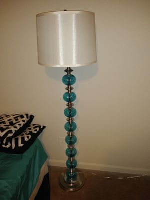 Pier one floor lamp for Sale in High Point, NC