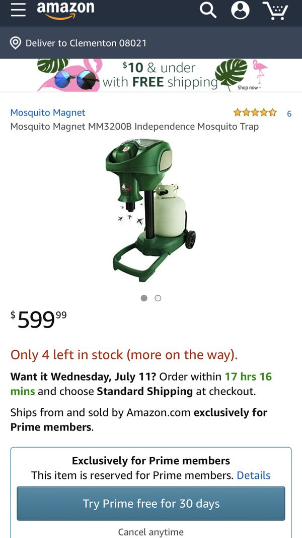 Mosquito Magnet Independence Model for Sale in Blackwood, NJ - OfferUp