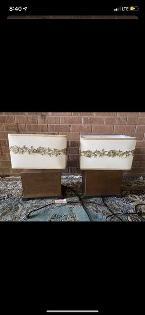 Set of lamps for Sale in Denver, CO