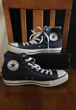 Converse All Star High Tops Navy for Sale in Takoma Park, MD
