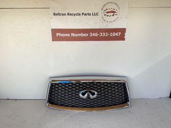 2018 2020 Infiniti QX80 grille for Sale in Houston,  TX