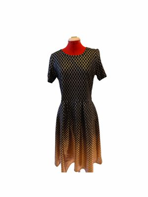 LuLaRoe Amelia Metallic Fit and Flare Dress for Sale in Los Angeles, CA