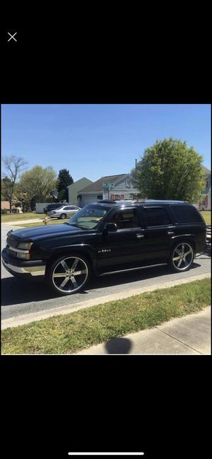 Chevy Tahoe 4x4 5.3motor for Sale in Inman, SC
