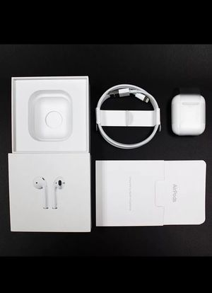 Apple Air pods Bluetooth wireless headphones for Sale in Staten Island, NY