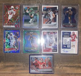 NFL Card Lot for Sale in Salinas, CA