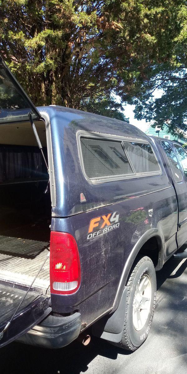 98 too 03 ford f150 camper