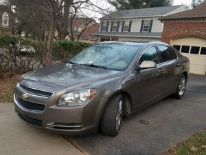 Chevrolet Malibu SL 12' good conditions clean title. for Sale in Rockville, MD