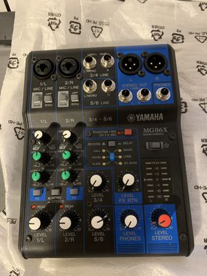 Yamaha mixer for Sale in Chicago, IL