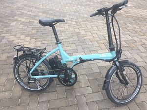 A2B Kuo Folding Electric Bicycle Ebike E-Bike for Sale in San Diego, CA
