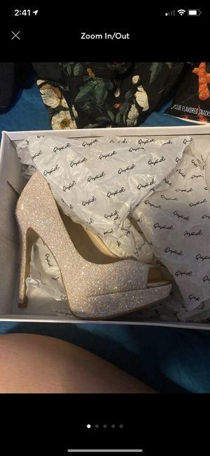 Glitter heels for Sale in San Juan, TX