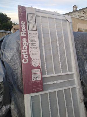 Security screen door for Sale in Torrance, CA