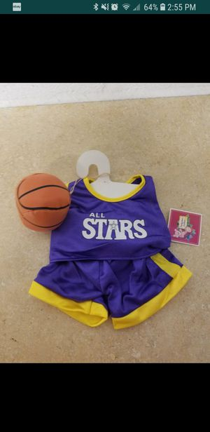 Tons of doll / build a bear type clothes for Sale in Port St. Lucie, FL