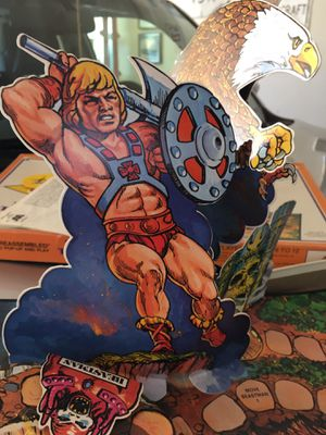 Vintage He Man MOTU Toy Collectable for Sale in El Paso, TX