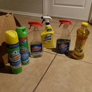 Free cleaning products for Sale in Scottsdale, AZ