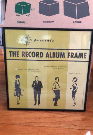 Vinyl record album frame for Sale in Tampa, FL