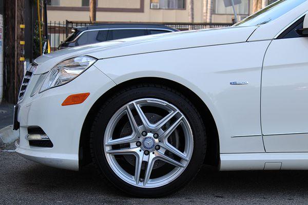 2012 MERCEDES BENZ E350