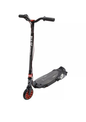 Black Red Electric Scooter 12V Rechargeable Battery Home Kids Outdoor Toys Rides for Sale in New Britain, CT