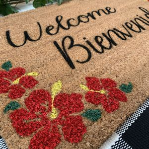 Custom Doormats / Tapetes/ Valentine's Day for Sale in Monterey Park, CA