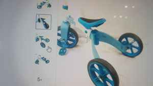 Y Velo FLIPPA balance bike for Sale in Alexandria, VA