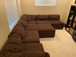 Sectional $500 for Sale in Snoqualmie, WA