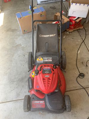 Troy Bilt self propelled 6.75 hp lawn mower for Sale in Riverside, CA