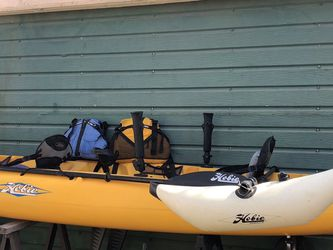 Kayak 2014 Hobie mirage oasis for Sale in Los Angeles,  CA