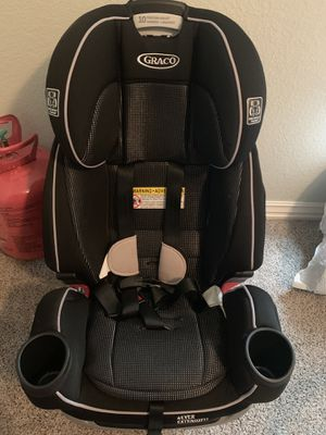 Graco 4ever Extend2fit car seat for Sale in Prairie Grove, AR