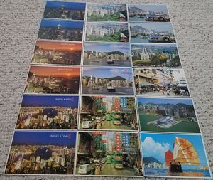$20 HONGKONG POST CARDS for Sale in Orlando, FL