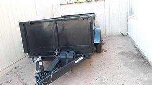 for sale 2020 tráiler in 1990 mini excavator for Sale in Phoenix, AZ
