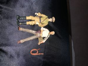 Indiana Jones Action Figures for Sale in Trinity, FL
