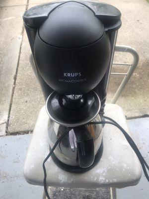 Krups coffee maker for Sale in Lathrup Village, MI