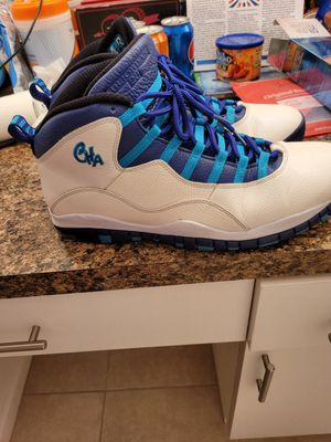 Jordan 10 Charlotte size 14 for Sale in Sunrise, FL