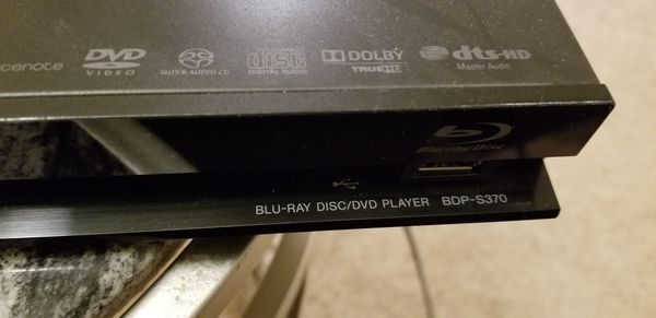 Samsung bluray dvd player