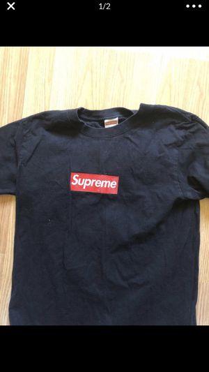 Supreme Authentic t shirt size medium for Sale in Philadelphia, PA