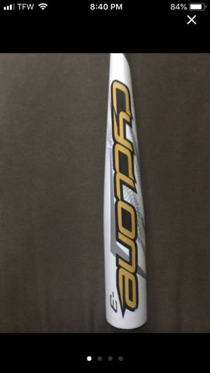 Easton cyclone baseball bat for Sale in San Bernardino, CA