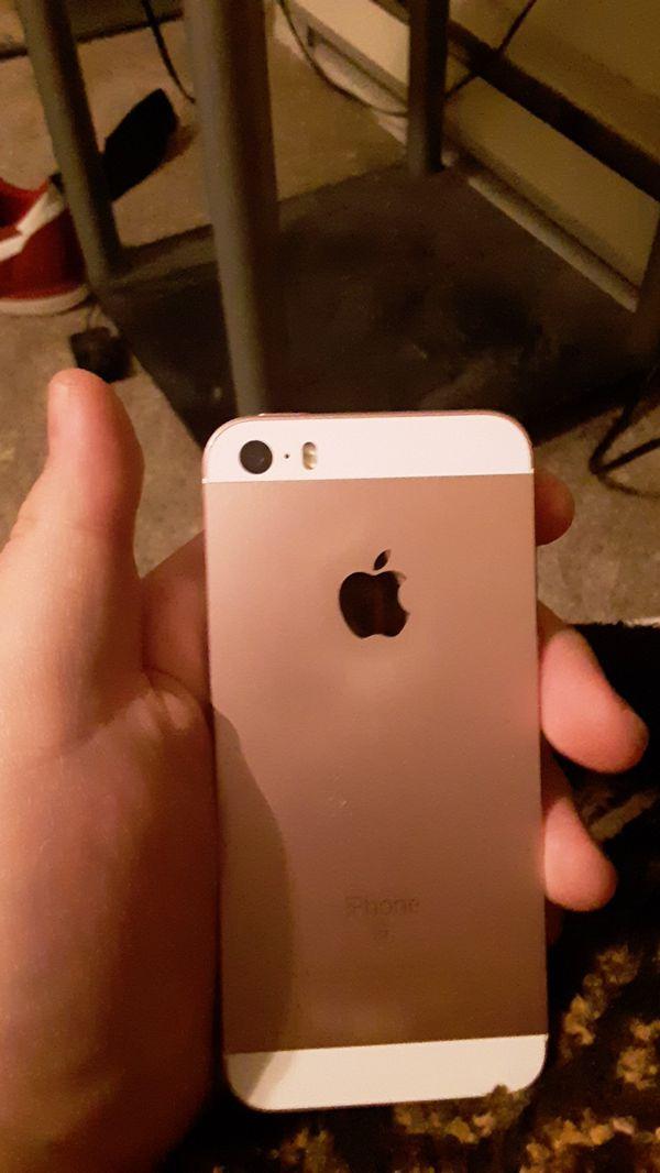 iPhone se locked