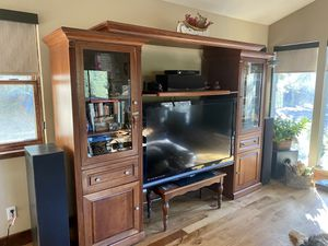 Entertainment Center by Baker Road for Sale in Evergreen, CO