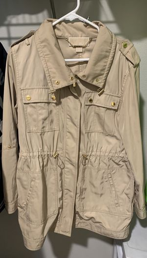 Michael Kors Water Resistant Coat Size M for Sale in Vancouver, WA