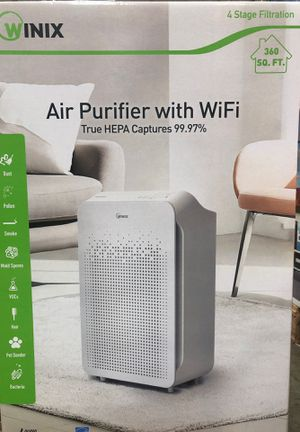 Winix air purifier with WIFI ***Special price $179.99 for Sale in Petaluma, CA