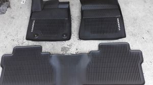 SET OF TOYOTA TUNDRA FLOOR MATS , FITS 2007 TO 2019 TUNDRAS. GREAT CONDITION for Sale in Henderson, NV