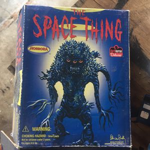 Horrora The Space Thing figure kit for Sale in La Mirada, CA