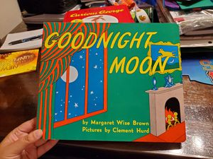 Large hard cover Goodnight Moon book for Sale in Visalia, CA