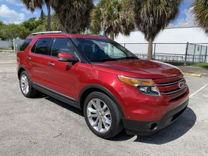 2012 FORD EXPLORER LIMITED// 2000$ DOWN PAYMENT for Sale in Fort Lauderdale, FL