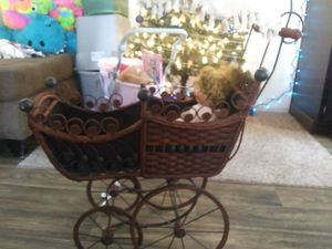 Antique Doll Carriage for Sale in Mesa, AZ
